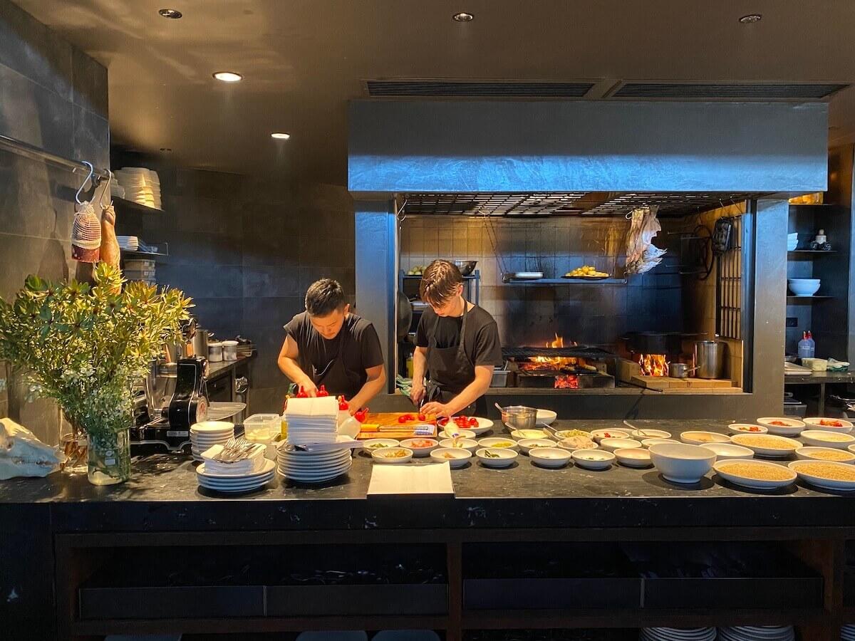 【愛麗絲悠遊世界】Agnes Restaurant 布里斯本首間名廚直火料理餐廳 最原始真實的美味
