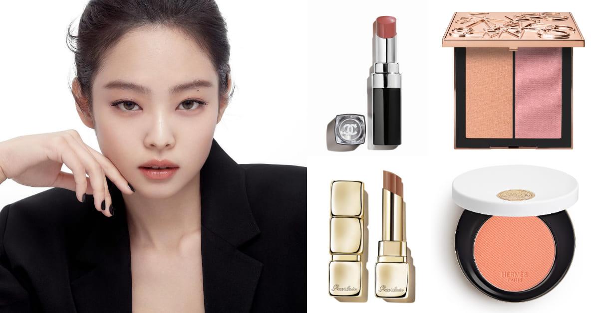 BLACKPINK Jennie眼妝示範「高級感」!單眼皮妝容4大重點,鄰家女孩也能變身「人間香奈兒」