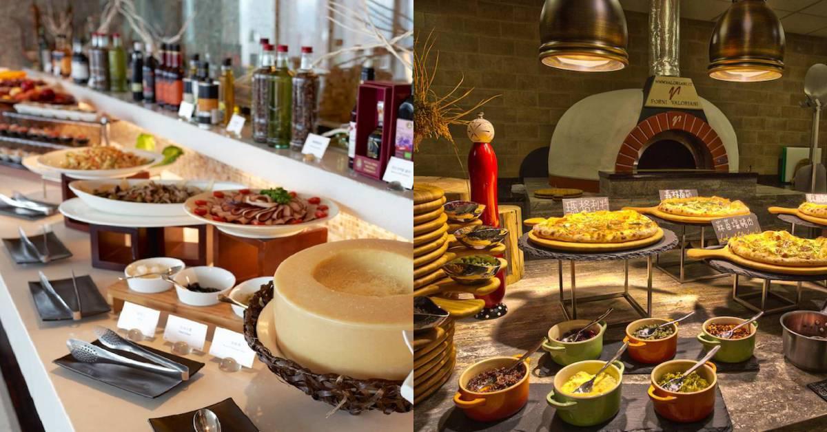 【台灣】盤點台中3大飯店Buffet美食推薦:亞緻大飯店、金典酒店、清新溫泉飯店,各式料理滿足你的味蕾