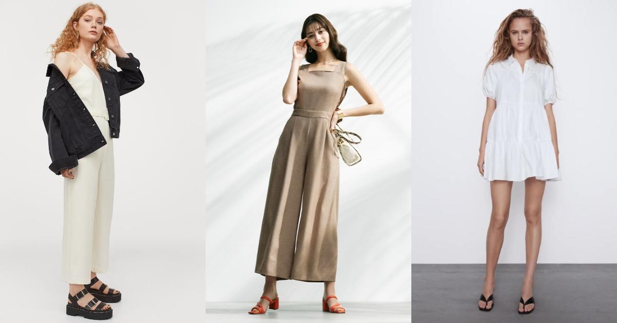 謝師宴穿搭攻略!趁折扣季從Zara、H&M、Uniqlo...下手高CP、零失誤單品