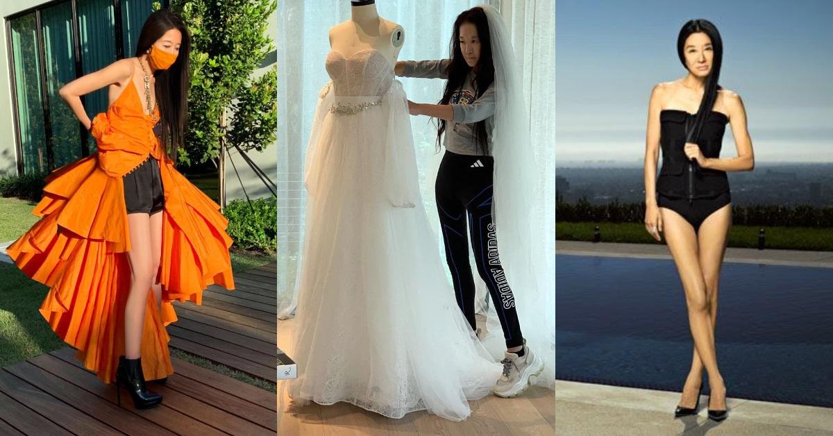 婚紗女王越活越年輕! 70歲Vera Wang靠這3個單品,打造不科學少女感穿搭!