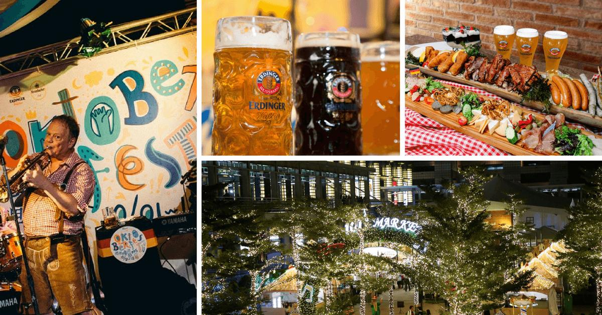 慕尼黑狂熱燒到台北!德國啤酒節11月原味重現, 沁涼啤酒、德式饗宴、巴伐利亞特快車樂團來台