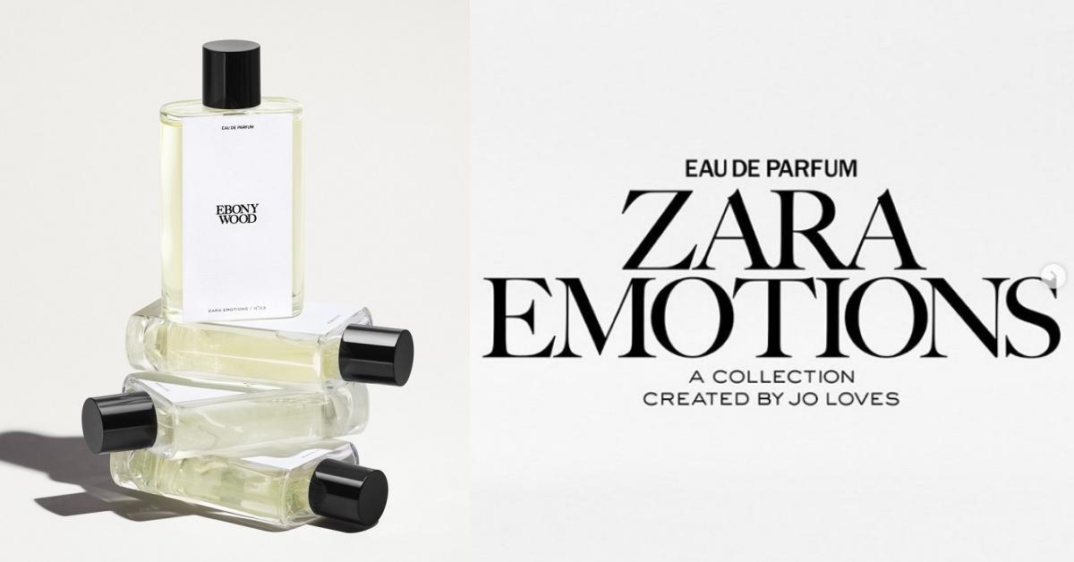無痛入手!Jo Malone創辦人、ZARA聯手推出8款CP值超高夢幻香水系列