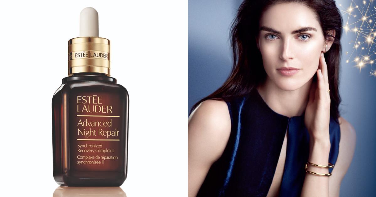 雅詩蘭黛「小棕瓶」內行人才知道的10種用法!急救修護、底妝服貼就靠它