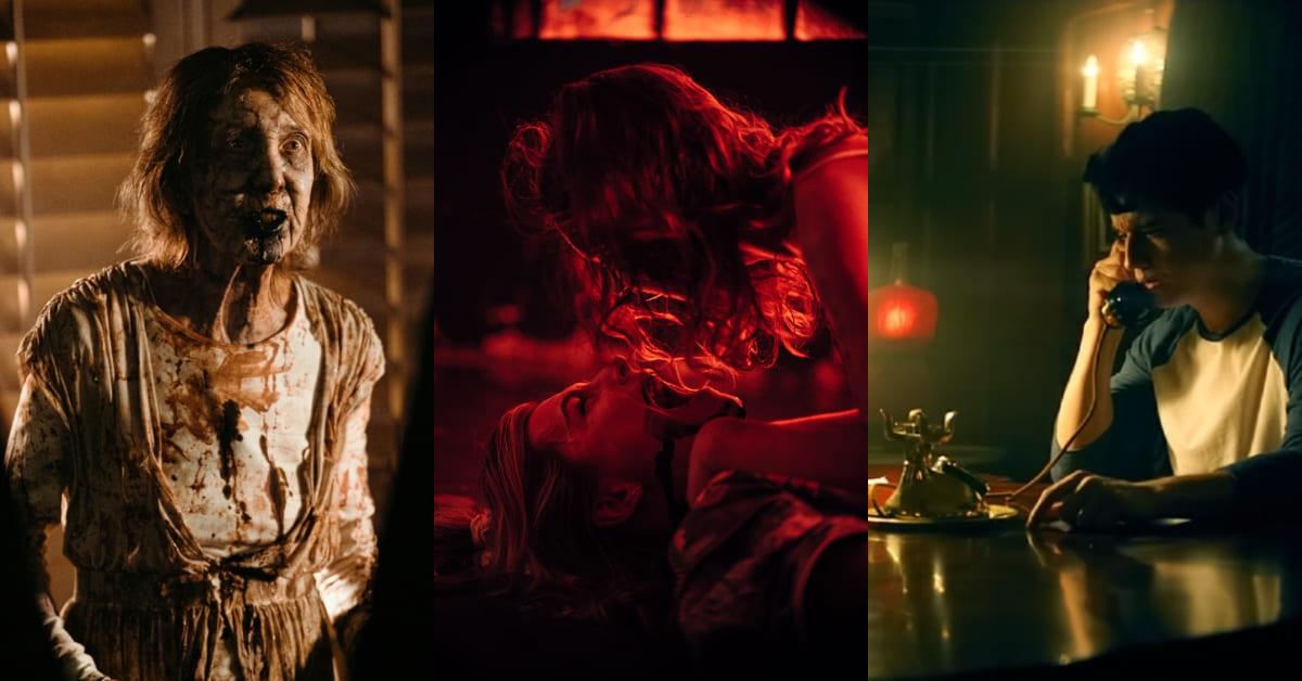 """恐怖片《地獄通話》挑戰年度最嚇人!《陰兒房》、《奪魂鋸》男女主角超強卡司,""""60秒""""決定你生死!"""