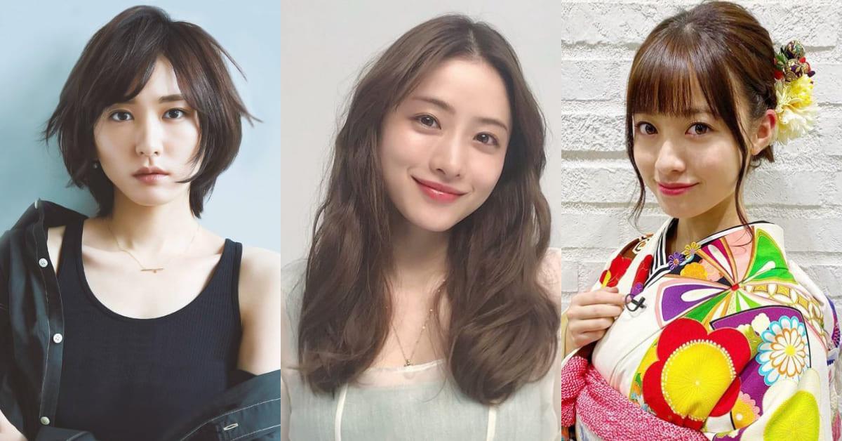 石原里美、新垣結衣沒她美?日本女生最想擁有的女明星臉蛋Top10,冠軍美到2連霸