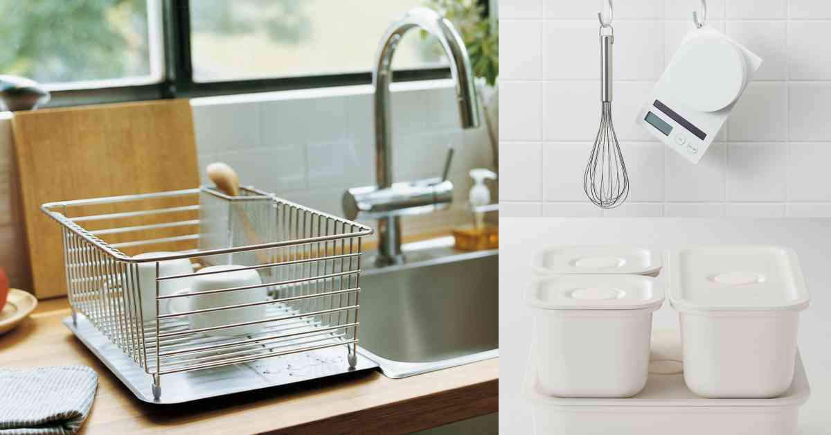 無印良品「廚房用具」熱銷排行Top5!便當盒裝午餐好可惜,電子秤居家防疫做菜必備