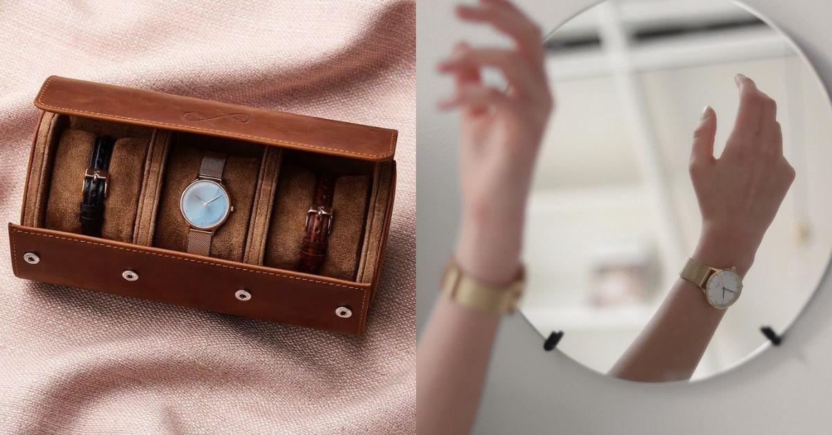 北歐型男、日韓御姐都在戴!丹麥獨立腕錶品牌「About Vintage」吹起復古新時尚之風,小資族萬元有找