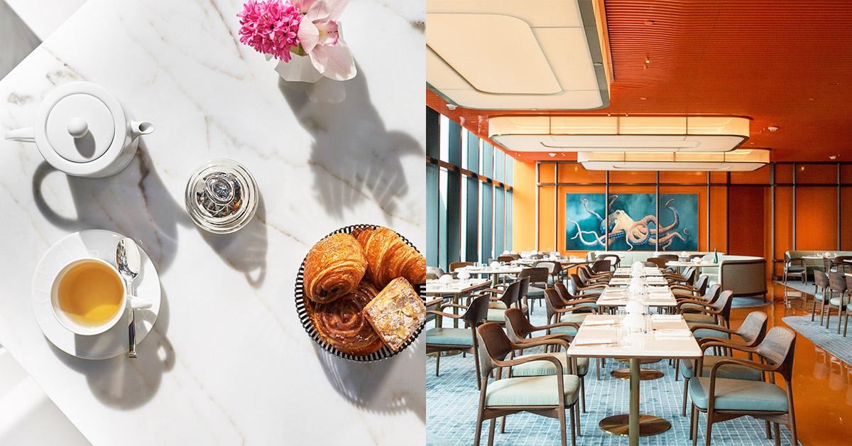不用飛巴黎、東京!米其林名廚餐廳、甜點「這裡」就能吃到