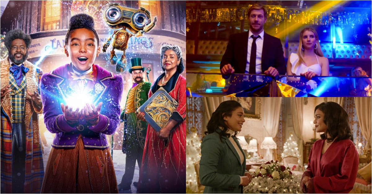 Netflix聖誕片單推薦這5部!桃莉巴頓編劇、《傲骨賢妻》女主角主演《小鎮聖誕愛》,溫暖迎接2021