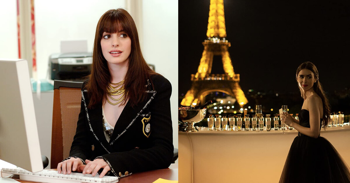 Netflix《艾蜜莉在巴黎》搶先看!莉莉柯林斯時尚穿搭引爆話題,網友:根本是《穿著Prada的惡魔》2.0
