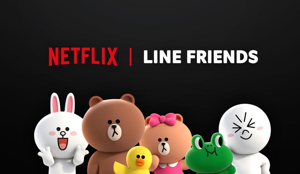 Netflix攜LINE FRIENDS推出3D動畫影集!「無對白」喜劇 11 個角色會發生什麼事?
