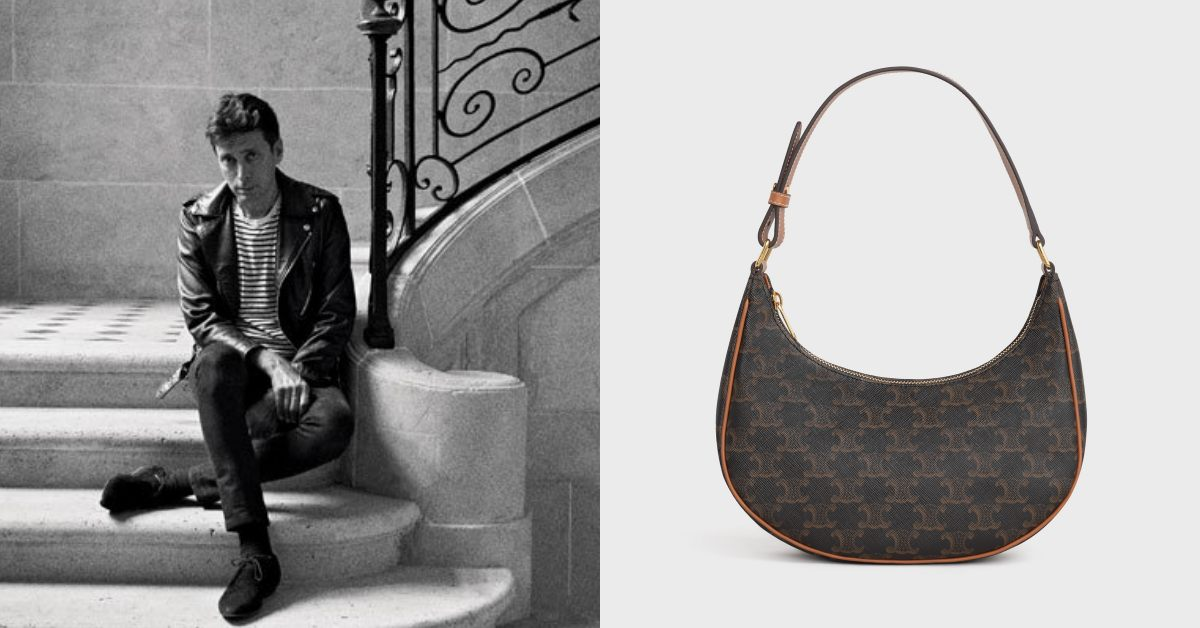 【10Why個為什麼】Celine包包熱賣的幕後推手!創意總監Hedi Slimane用這10招讓品牌再度翻身