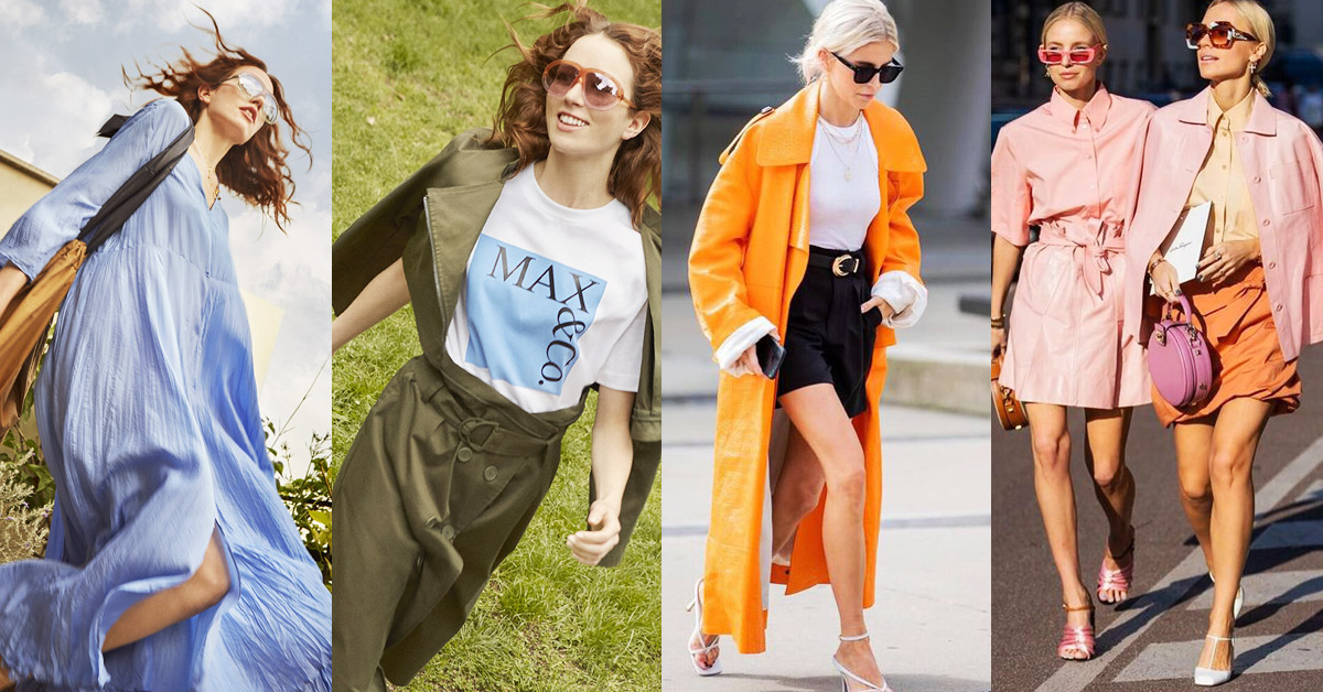 OL穿搭很無趣?小資女愛牌MAX&Co.教你「四色」穿搭,讓你天天壓過旁邊女生