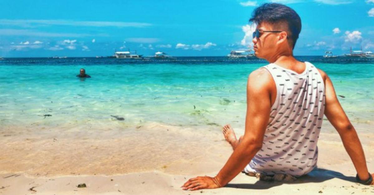 【傑力話家常專欄】薄荷島藍天白雲私人海灘 2萬即可享受五星假期