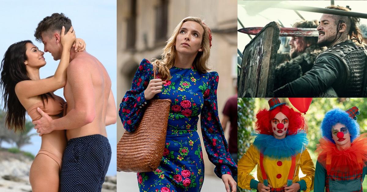 2020精選5部高評價影集推薦!《追殺夏娃》香料殺人冷血回歸、Netflix推「禁慾」實境秀