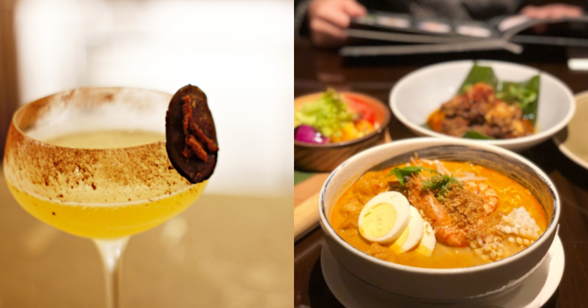 【食間到】直擊亞洲瘋狂富豪般的「Asia49」!擁有一杯調酒就能微醺完美的夜景