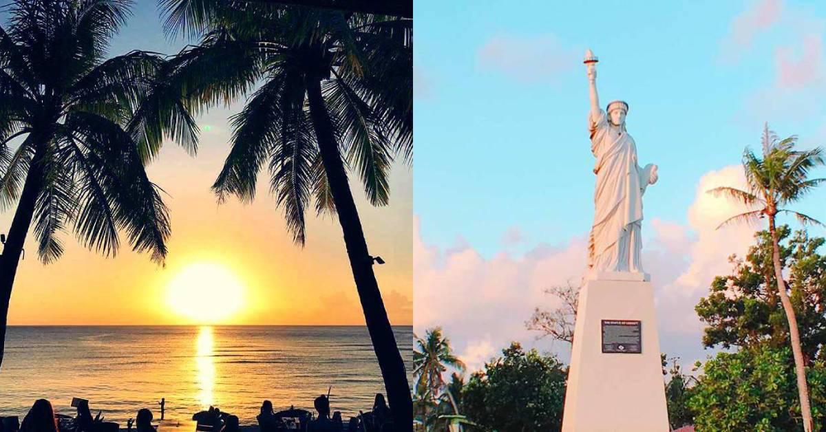 【美國】關島必去景點推薦:戀人岬、自由女神像、拉提石公園、聖母瑪莉亞教堂等,不容錯過的關島景點都在這!