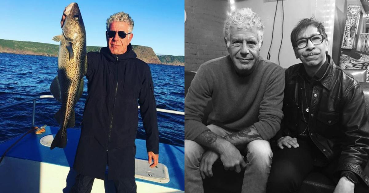 曾來台狂嗑美食的波登自殺身亡!CNN證實名廚殞落消息,享壽61歲