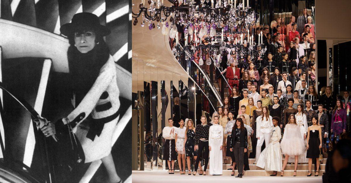 Chanel工坊系列重現香奈兒女士的起點康朋街31號!鏡面牆、旋轉梯再現品牌精神