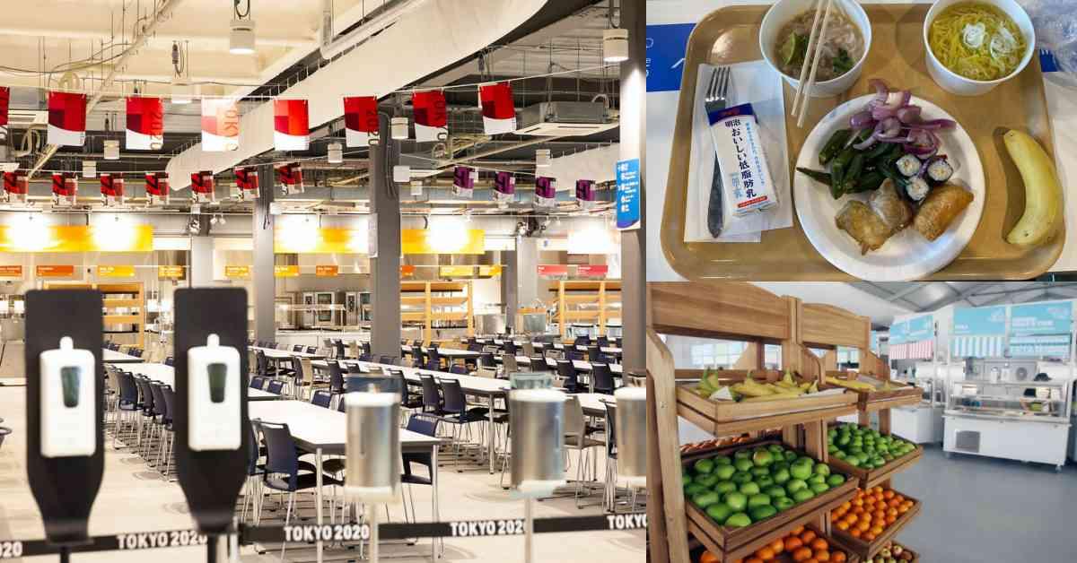 【食間到】2020東京奧運「選手村餐廳」吃什麼?700道黃金菜單「龜甲萬」也有參與,「運動員麵條」熱銷NO.1