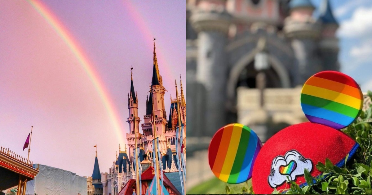迪士尼6月將推「同志驕傲月」!陪你一起慶祝「我們的彩虹完整了!」