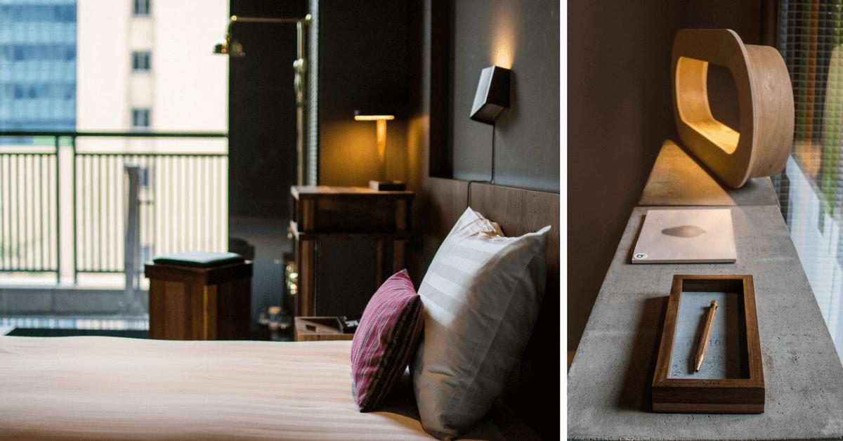 最有溫度的旅館!台北Home Hotel打造設計主題房 不用單調拋棄式物品,只用設計師做的質樸好物!