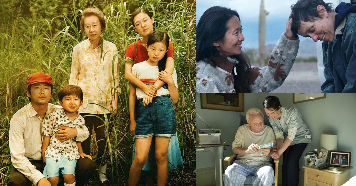 2021奧斯卡話題電影盤點!趙婷《游牧人生》史上首位華裔女性最佳導演,《父親》霍普金斯創高齡奪第二座影帝