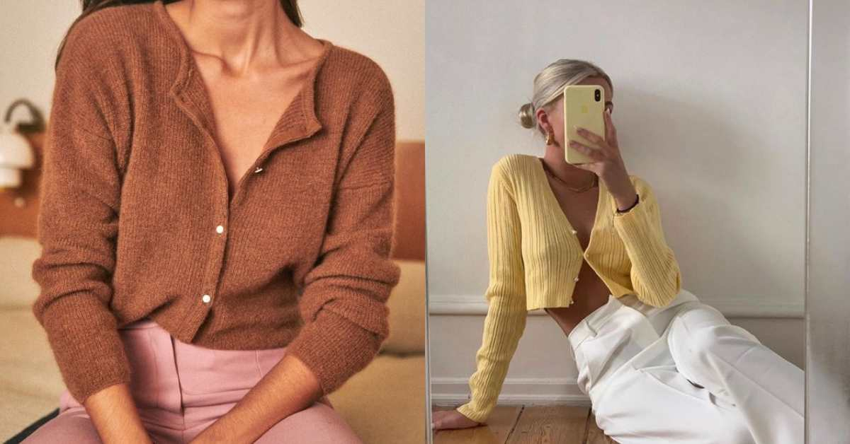 OL熱愛的「薄針織外套」是約會完勝單品?時尚部落客這3招穿搭術讓男友視線離不開妳!