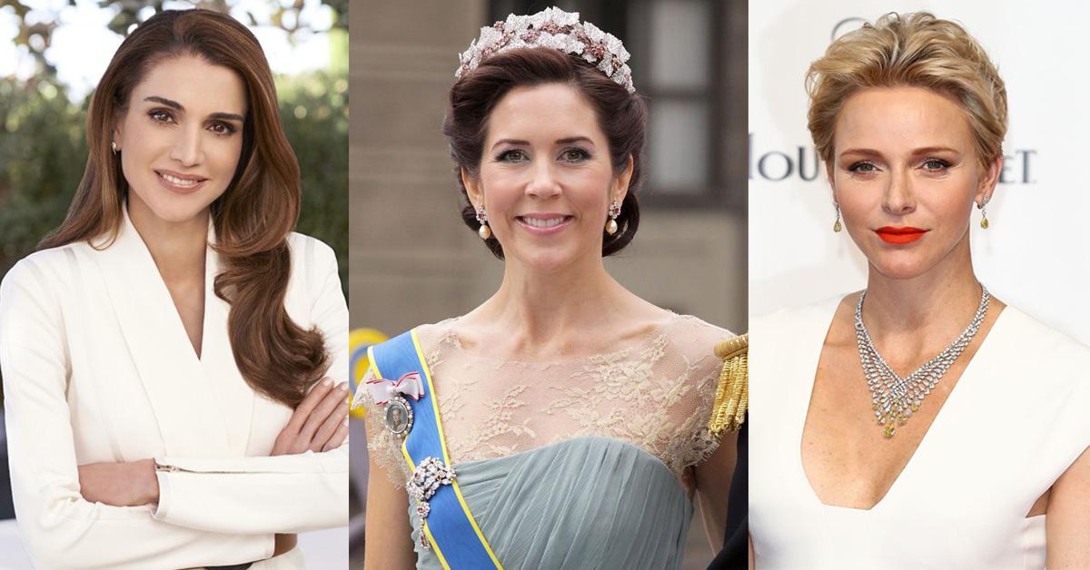 除了凱特王妃,妳更該認識的三位氣質與打扮都兼備的王妃
