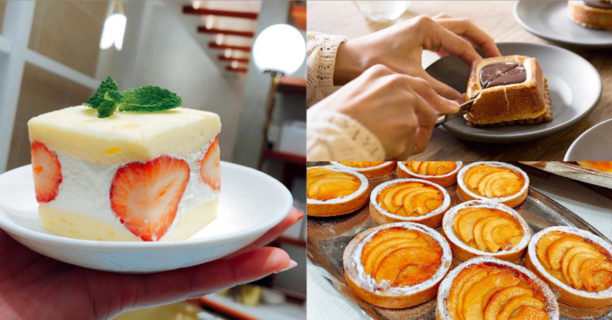 吃貨們1月10日準備!「微風南山」最值得期待這10間甜點