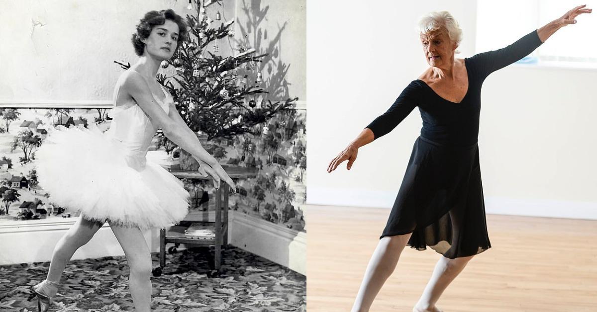 長大後發現夢想不堪一擊?這位81歲芭蕾阿嬤不讓年齡阻止她追夢