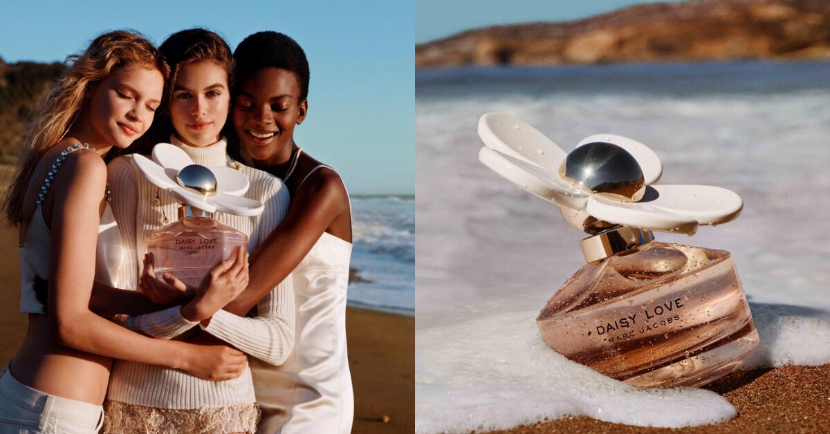 Marc Jacobs 打造經典雛菊互動所,香氛家族大合體還用心理測驗幫你找出命定香!