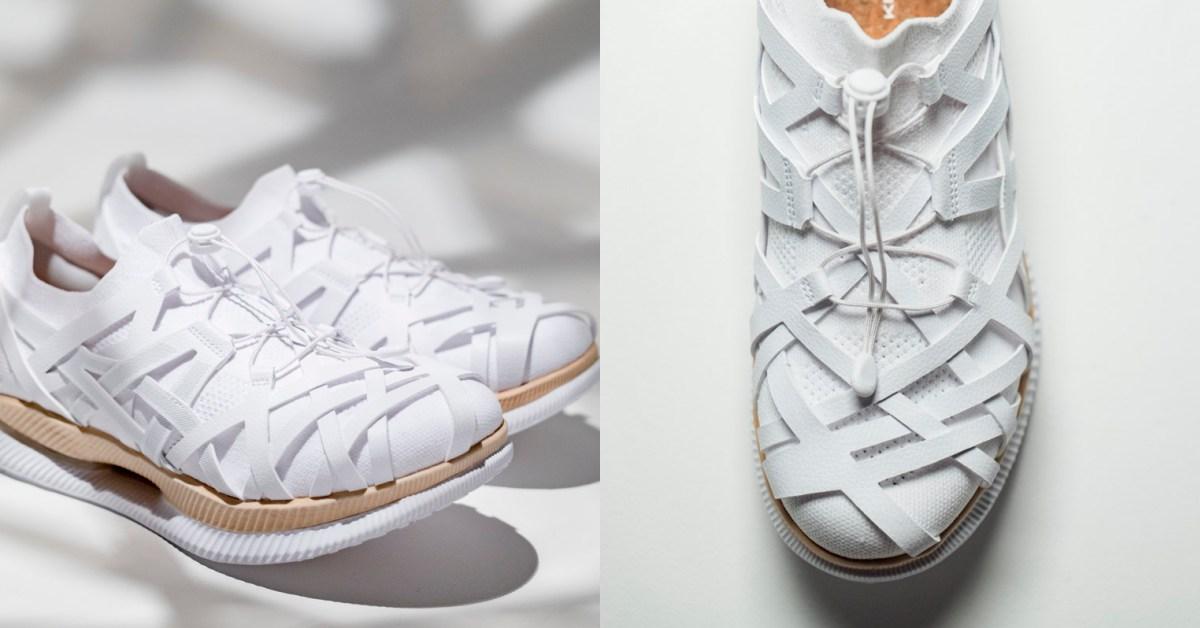 2020年東京奧運限定鞋款!日本建築大師與Asics合作設計,全台限量36雙