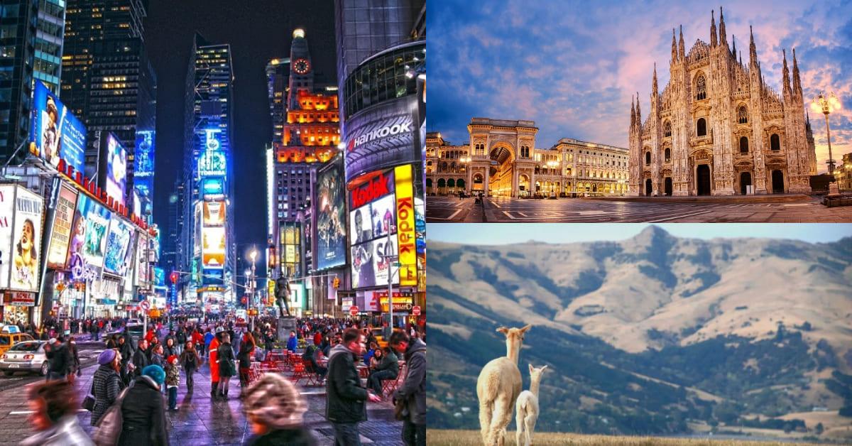 2020過年出國旅遊去哪玩?澳洲、義大利、美國...5大長途旅遊勝地推薦