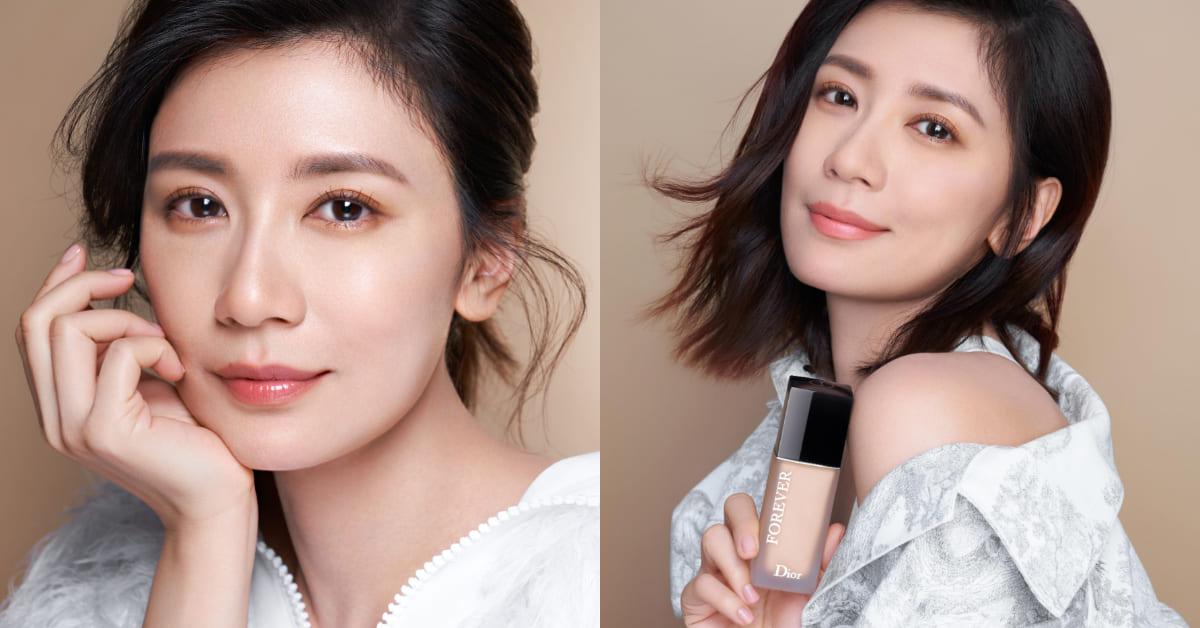 賈靜雯晉升Dior台灣首位彩妝大使!從全職媽媽到金鐘影后,讓品牌愛不釋手的原因是這個