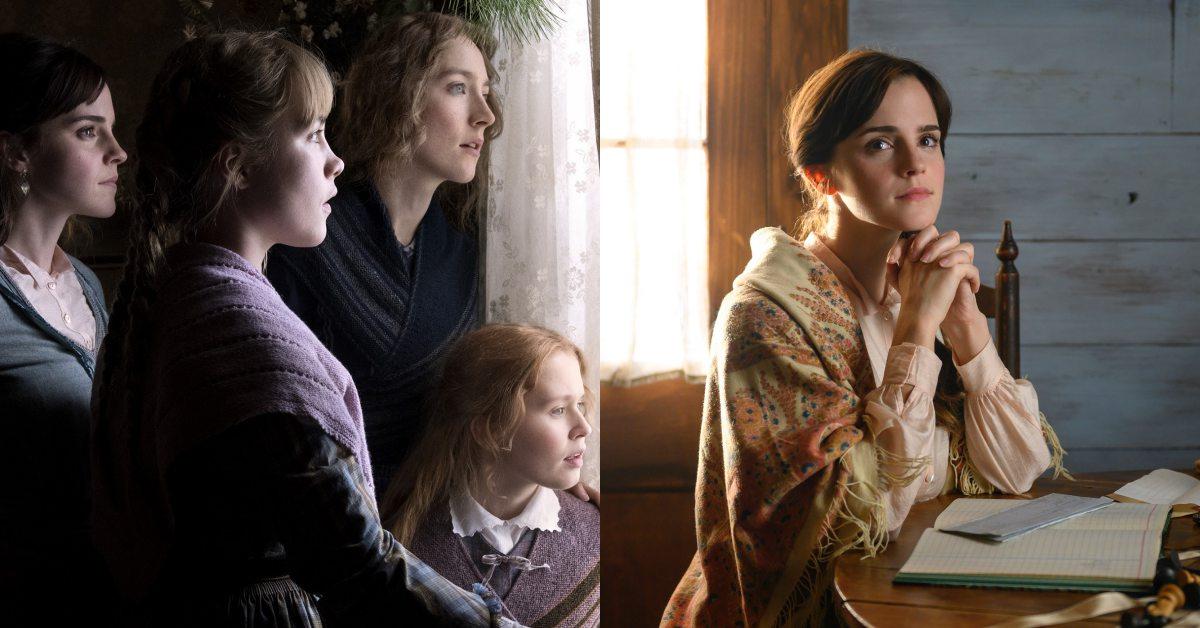 「女人,我們寫自己的故事!」《小婦人》改編電影《她們》艾瑪華森、梅莉史翠普主演