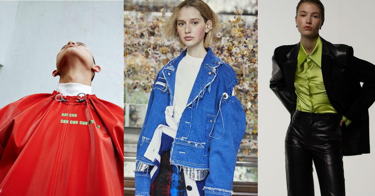 12位新生代台灣服裝設計師走向國際!也許下一個吳季剛即將出現?