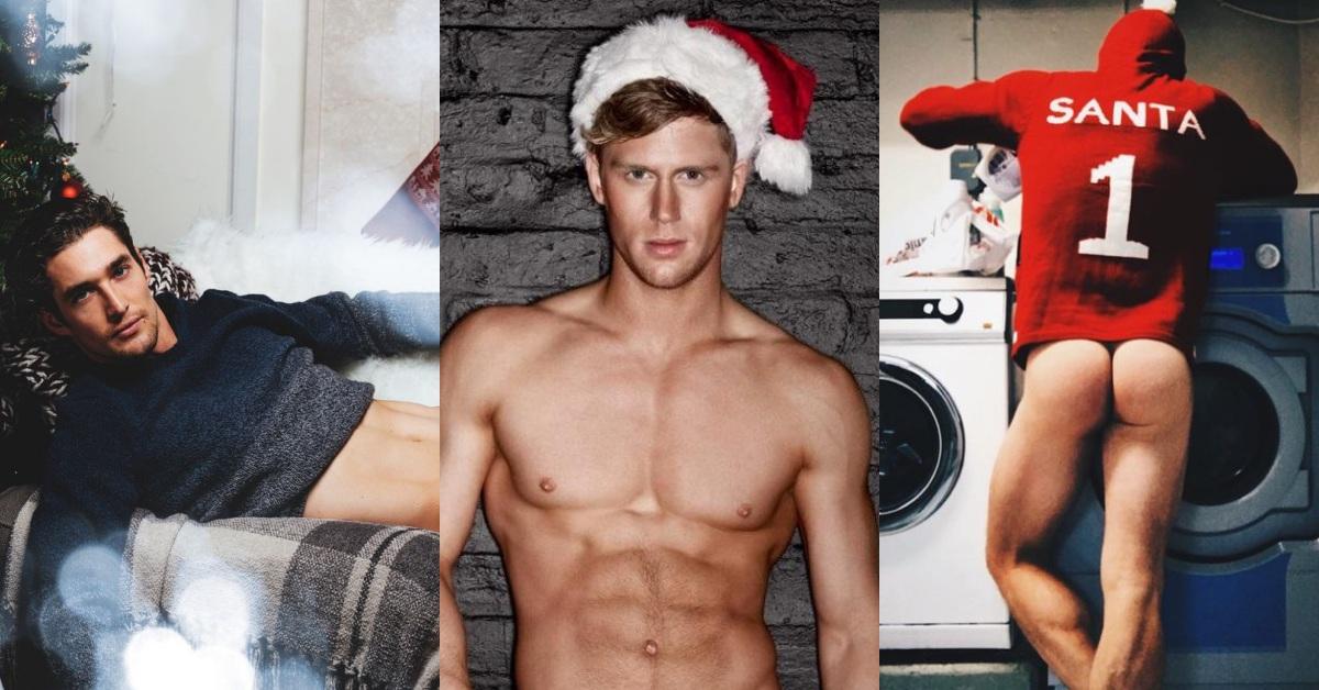 耶誕禮物為您送上12位「聖誕猛男」!今夜有了這篇誰還孤獨?