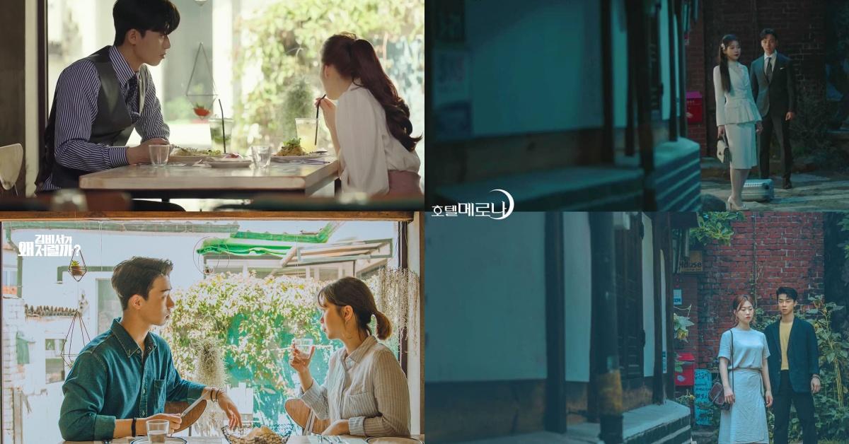 快跟著這對韓國情侶解鎖韓劇拍攝地!KUSO模仿劇照還原度超高IG被推爆