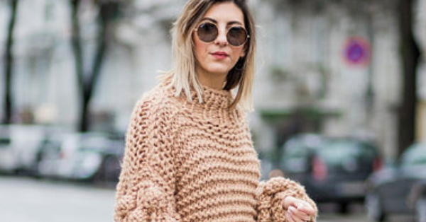 秋冬必備減齡密技!學會3種毛衣穿搭術立刻小10歲