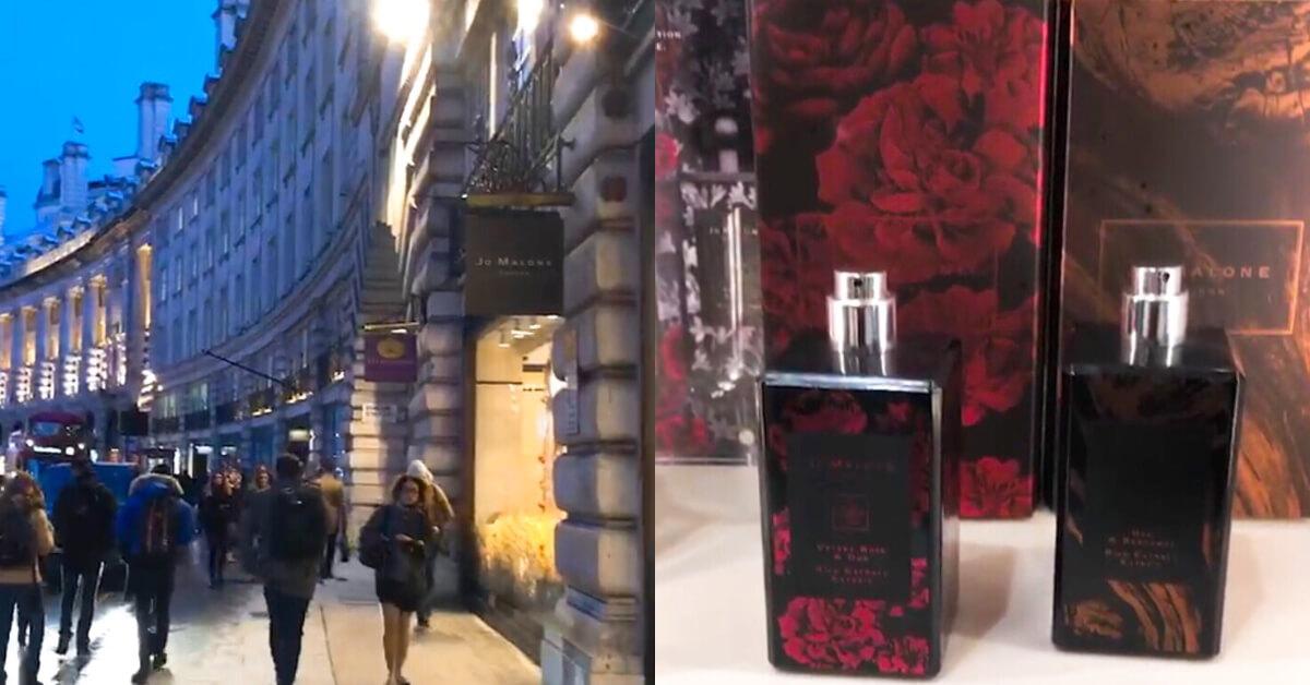 原來還有這瓶即將進入台灣!直擊英國Jo Malone,除了唇膜、陶瓷和蕾絲瓶,獨家曝光隱藏版限量瓶