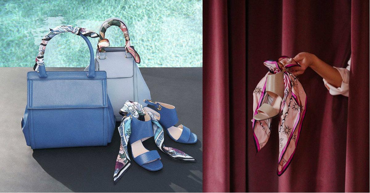 女神系印花首選MARELLA,讓妳成為夏日中最時髦醒目的NO.1!