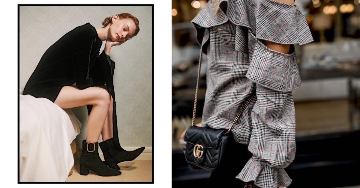 Gucci、Chanel到Dior全都黑配金?原來萬年不敗款的包就要這樣買