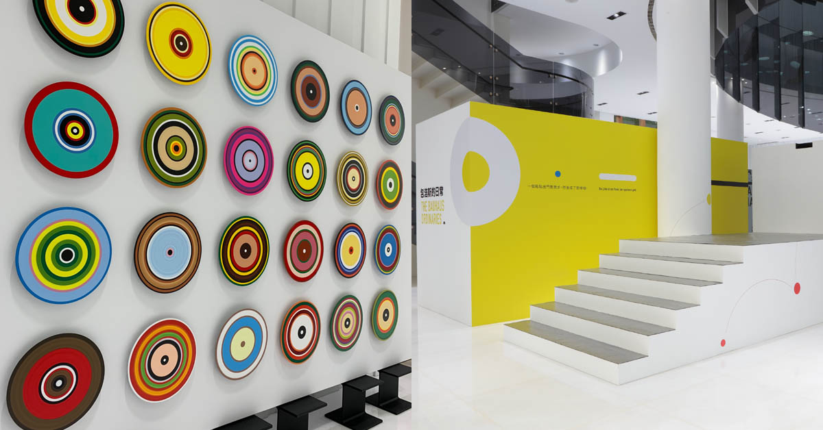 2021精銳藝術節「包浩斯的日常特展」開展!藝術與建築結合,為城市美學盡一份心力!