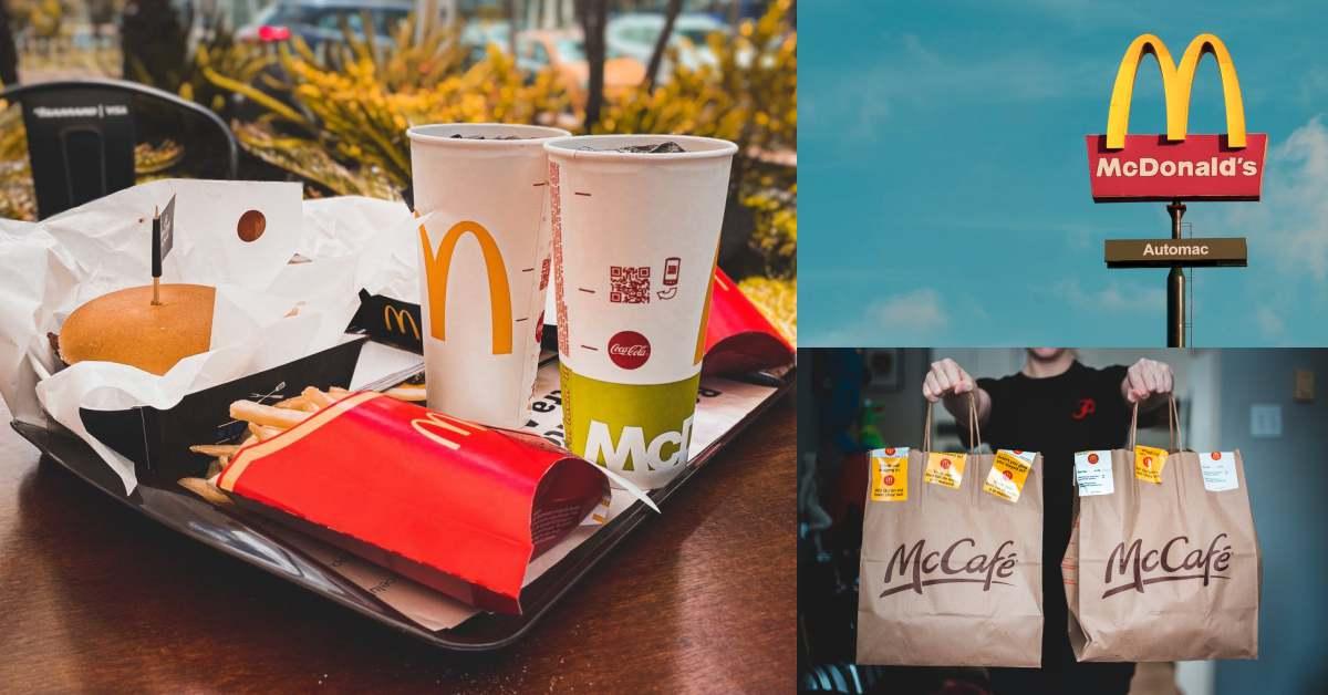 麥當勞「超省優惠卷」來啦~麥克雞塊、冰炫風買一送一,還有「百元套餐」等你換!