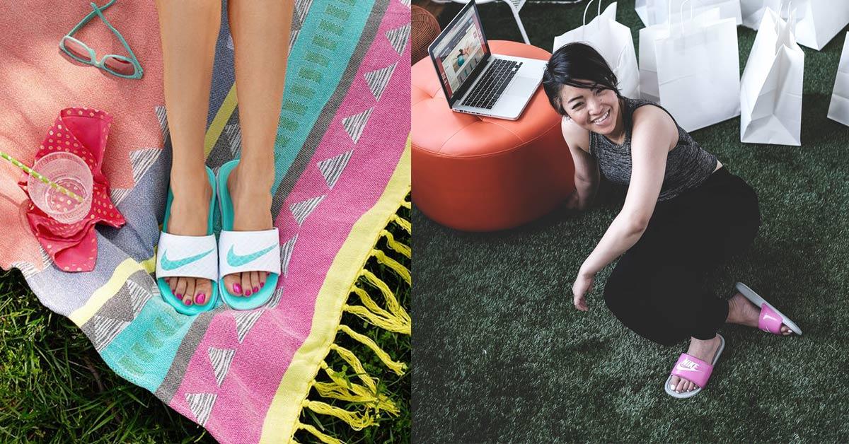 夾腳拖不再是女生的最愛,除了NIKE之外還有哪些運動拖鞋值得購買