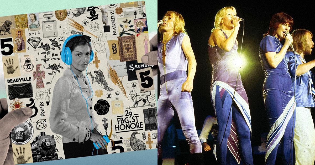 【克編雜記】香奈兒《Inside Chanel》音樂章節有感!人生好比音樂,每段旋律都有不同的故事