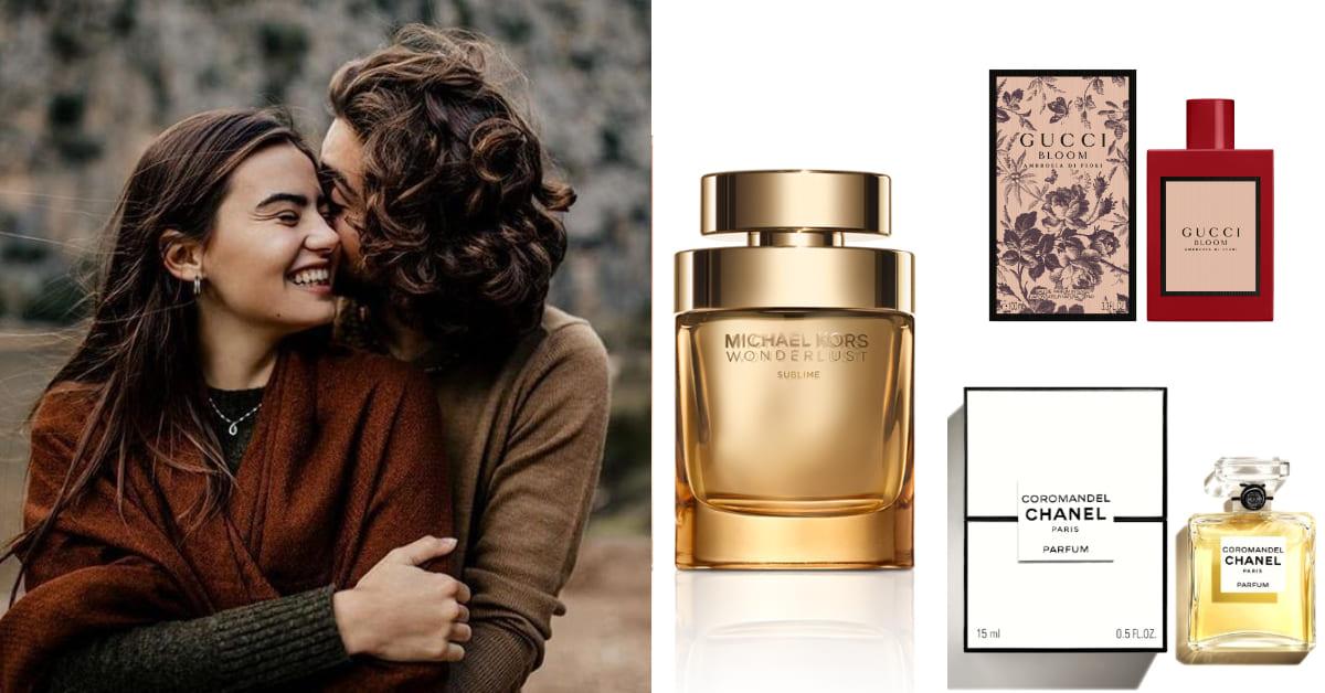 50%男人一聞就會心跳加速的味道是「木質調」!6款溫感木質調麝香系香水推薦