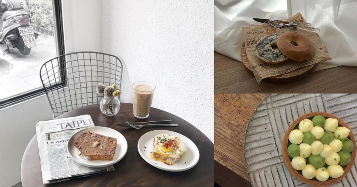 擊敗東區成為網美新寵兒!美食拍照一次完勝,行天宮的「7間」咖啡廳你一定要知道